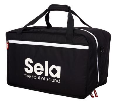 SELA Cajon Tasche Red SE 038 mit Rucksack-Funktion