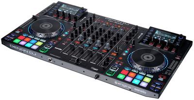 Denon DJ mixer