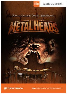 Toontrack Metalheads