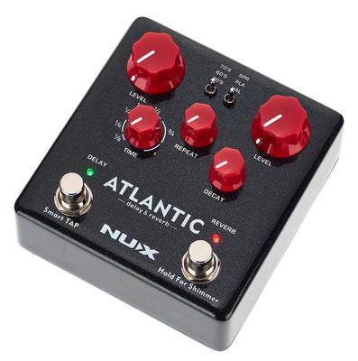 NUX Atlantic Delay /& Reverb Pedal