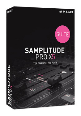 Magix Samplitude