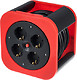 REV Ritter Cable Box S 10m red